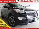 Used 2015 Hyundai Santa Fe XL Limited| PANO ROOF| LEATHER| AWD| for sale in Burlington, ON