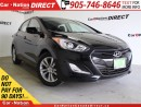 Used 2013 Hyundai Elantra GT SE| PANO ROOF| POWER DRIVERS SEAT| for sale in Burlington, ON