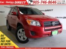 Used 2012 Toyota RAV4 | LOW KM'S| 4X4| ONE PRICE INTEGRITY| for sale in Burlington, ON