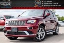 Used 2016 Jeep Grand Cherokee Summit|4x4|Navi|Pano Sunroof|DVD|Backup Cam|Bluetooth|R-Start|20