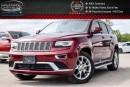 Used 2016 Jeep Grand Cherokee Summit|4x4|Navi|Pano Sunroof|DVD|Backup Cam|Bluetooth|R-Start|20