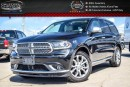 Used 2016 Dodge Durango Citadel Platinum|AWD|7 Seater|Nav|Sunroof|Backup Cam|Bluetooth|R-Start|20