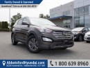 Used 2014 Hyundai Santa Fe Sport 2.0T Premium ACCIDENT FREE for sale in Abbotsford, BC