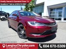 Used 2016 Chrysler 200 LX w/ NICHE WHEELS, POWER WINDOWS/LOCKS & 5