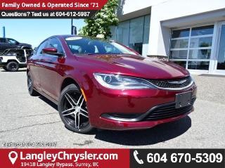 Used 2016 Chrysler 200 LX w/ NICHE WHEELS, POWER WINDOWS/LOCKS & 5