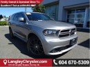 Used 2017 Dodge Durango R/T AWD W/NAVIGATION & 3RD ROW for sale in Surrey, BC