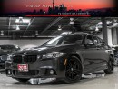 Used 2014 BMW 535 d M-SPORT|DIESEL|TECH PKG|EXEC PKG for sale in North York, ON