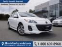 Used 2013 Mazda MAZDA3 GS-SKY ACCIDENT FREE for sale in Abbotsford, BC