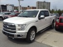 Used 2015 Ford F-150 Lariat SuperCrew 5.5Bed 4WD for sale in Ottawa, ON