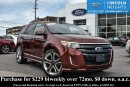 Used 2014 Ford Edge SPORT AWD - BLUETOOTH - LEATHER - BLIND SPOT MONITORS - NAV - PANORAMIC ROOF for sale in Ottawa, ON