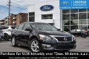 Used 2014 Nissan Altima 2.5 S for sale in Ottawa, ON