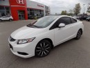 Used 2013 Honda Civic EX-L NAV... LEATHER... SUNROOF for sale in Milton, ON