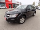 Used 2010 Dodge Journey SE... 7 PASSENGER... DUAL AND REAR CLIMATE CONTROL for sale in Milton, ON