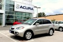 Used 2011 Acura RDX Tech Pkg 5sp at for sale in Langley, BC