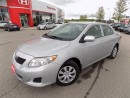 Used 2010 Toyota Corolla CE... 5 SPEED MANUAL TRANSMISSION for sale in Milton, ON