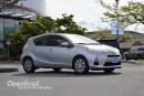 Used 2012 Toyota Prius c Remote power locks, power windows, cruise contorl, bluetooth and more. for sale in Richmond, BC