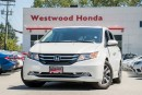 Used 2014 Honda Odyssey Touring for sale in Port Moody, BC