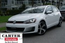 Used 2015 Volkswagen Golf GTI 5-Door Autobahn + NAVI + LEATHER + TOP MODEL! for sale in Vancouver, BC
