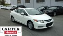 Used 2012 Honda Civic EX + COUPE + SUNROOF + ALLOYS + CERTIFIED! for sale in Vancouver, BC