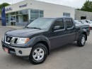 Used 2012 Nissan Frontier SV 4X4 for sale in Kitchener, ON