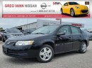 Used 2006 Saturn Ion w/keyless entry,cruise,low mileage!!! for sale in Cambridge, ON