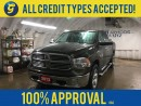 Used 2013 Dodge Ram 1500 CREW CAB*BIG HORN*4WD*HEMI**U CONNECT PHONE*HEATED STEERING WHEEL*HEATED FRONT SEATS*POWER DRIVER SEAT**KEYLESS ENTRY*ALLOYS*SIDE STEPS*SPRAY IN B for sale in Cambridge, ON