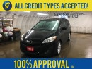 Used 2012 Mazda MAZDA5 GT*PHONE CONNECT*KEYLESS ENTRY*6 PASSENGER*ALLOYS*POWER WINDOWS/LOCKS/MIRRORS*FOG LIGHTS*HEATED FRONT SEATS* for sale in Cambridge, ON