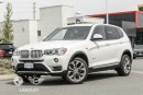 Used 2017 BMW X3 Premium Package Essential for sale in Langley, BC