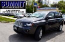Used 2015 Jeep Compass NORTH | 4X4 | REMOTE START | CAR-PROOF CLEAN for sale in Richmond Hill, ON