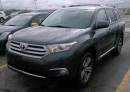 Used 2011 Toyota Highlander SPORT-LEATHER-ROOF-7PSNGR-CAMERA for sale in Scarborough, ON