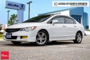 Used 2008 Acura CSX 5 SPD at Touchscreen| Leather|Bluetooth|Sunroof for sale in Thornhill, ON
