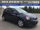 Used 2015 Chevrolet Sonic LS for sale in Guelph, ON