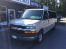 Used 2006 Chevrolet Express 3500 10 Passenger plus driver for sale in Parksville, BC
