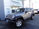 Used 2013 Jeep Wrangler Unlimited Sport 4X4, Automatic, Power Group for sale in Langley, BC