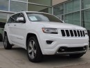 Used 2014 Jeep Grand Cherokee OVERLAND/NAV/BACK UP MONITOR/HEATED SEATS/SUN ROOF for sale in Edmonton, AB