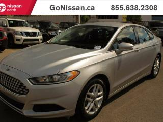 Used 2014 Ford Fusion Auto, Bluetooth, Power Seat for sale in Edmonton, AB