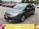 Used 2013 Ford Focus SE...LOW PAYMENTS AND FUEL EFFICIENT!! for sale in Stoney Creek, ON