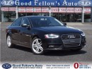 Used 2013 Audi A4 PREMIUM PLUS, LEATHER, SUNROOF, 2.0 TURBO QUATTRO for sale in North York, ON