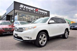 Used 2011 Toyota Highlander Bluetooth | Backup Camera | 7-Passenger for sale in Markham, ON