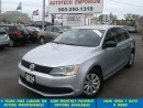 Used 2013 Volkswagen Jetta Auto Trendline+  Htd Seats/Bluetooth &GPS* for sale in Mississauga, ON