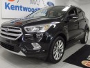 Used 2017 Ford Escape Titanium ecoboost 4WD, NAV! MOONROOF! for sale in Edmonton, AB