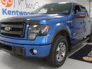 Used 2014 Ford F-150 FX4 3.5L V8 leather heated seats, back up cam for sale in Edmonton, AB