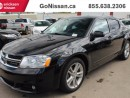 Used 2013 Dodge Avenger SXT, Alloy Wheels, Sunroof, Low Kms! for sale in Edmonton, AB