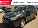 Used 2015 Subaru Forester 2.5i 4dr All-wheel Drive for sale in Edmonton, AB