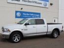 Used 2016 Dodge Ram 1500 Laramie for sale in Edmonton, AB