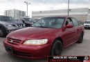 Used 2001 Honda Accord EX |AS-IS SUPER SAVER| for sale in Scarborough, ON
