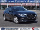 Used 2014 Mazda MAZDA3 GS MODEL, MANUAL, SKYACTIV, ALLOYS, CAMERA for sale in North York, ON