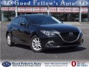 Used 2014 Mazda MAZDA3 GS MODEL SPORT HATCHBACK SKYACTIV ALLOY SUNROOF for sale in North York, ON