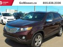 Used 2012 Kia Sorento Leather, AWD, V6!! for sale in Edmonton, AB