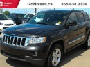 Used 2011 Jeep Grand Cherokee Sunroof, Leather, heated seats!! for sale in Edmonton, AB